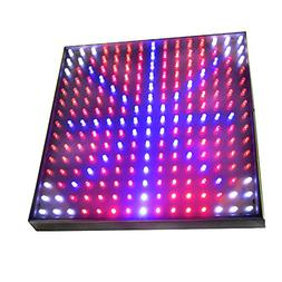 HQRP 14W 225 LED QUAD-BAND Grow Light Panel/Lamp for growing