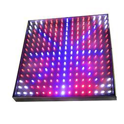 HQRP Blue/Red / Orange/White LED Grow Light Panel for Buddin