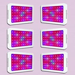 Maximumstore- 6x 300W LED Grow Light Full Spectrum Hydroponi