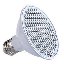 Alloet AC85 ~ 265V 24W E27 Base SMD LED Grow Light for Veget