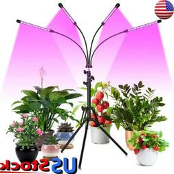 Plant Grow Lights Floor LED Grow Light with Stand Full Spect