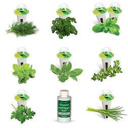 AeroGarden Gourmet Herb Seed Pod Kit  Indoor gardening simpl