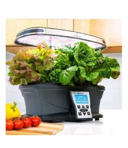 aerogarden ultra led with gourmet herb seed