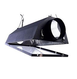 "New Air Cooled Hood Reflector Hydroponics Light 6"" Grow Hydr"