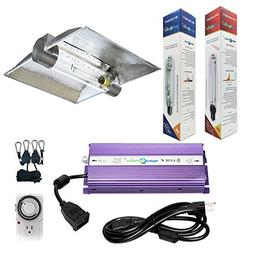 Hydroplanet™ 1000W Digital ballast Dimmable HPS Mh Grow Li