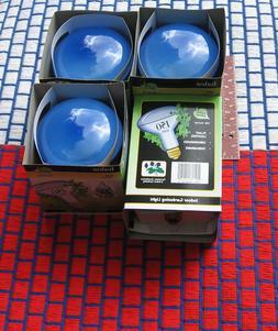 BOXof 4 new PLANT GROW LIGHT BULB 150w flood 150 watt R40 In