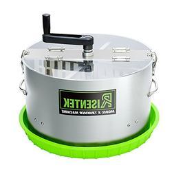 Risentek Bud Leaf Trimmer Machine 16-inch Hydroponic Bowl Tr