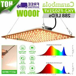 Carambola 1000W LED Grow Light Sunlike Full Spectrum Indoor