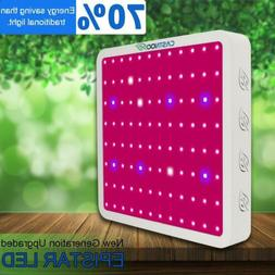 CASTNOO 1000W LED Grow Light Panel Lamp Hydroponic Plant Gro