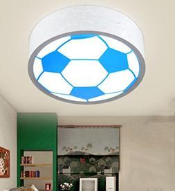 RSQJ Children's Room Light led 24W  Ceiling Light White Ligh