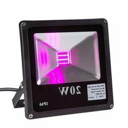 COB LED Grow Light, Ledy 20W Waterproof LED Plant Lights Des