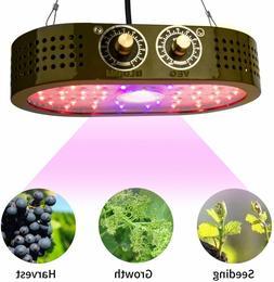 COB  LED Grow Light 1100W Full Spectrum, Indoor Grow Lights