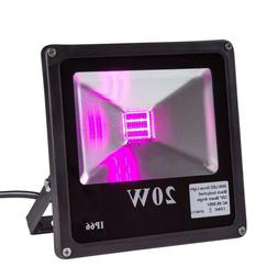 COB LED Grow Light, Ledy 20W Waterproof Plant Lights Designe