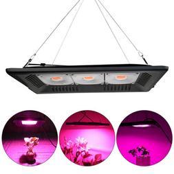 50/100/150W Full Spectrum COB LED Grow Light Lamp Indoor Veg