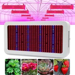 ColoFocus 600W LED Grow Light Full Spectrum LED Panel Lamp f