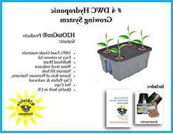 Complete Hydroponic DWC System Grow Box