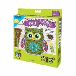 Creativity for Kids - Grow Owl Planting Kit by Faber-Castell