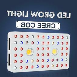 CREE 1000W COB LED Grow Light   3000k & 6500k COBs High PAR
