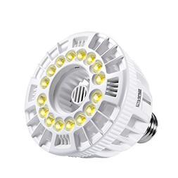 SANSI 15W LED Grow Light Bulb Full Spectrum Grow Lights for