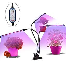 Plant Grow Light 36W 54 LED Bulbs,Cycle Timing Grow Light Au