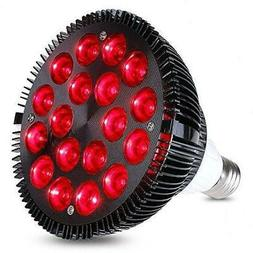 36W All Deep Red 660nm LED Grow Light Bulb For Indoor Plants