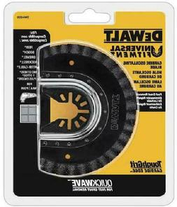 DEWALT Oscillating Tool Blade for Grout Removal, Fast Cuttin