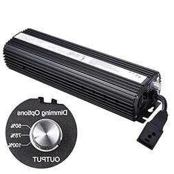 1000w Digital Dimmable Ballast for MH HPS Grow Light System