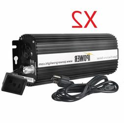 iPower 400 Watt Digital Dimmable Electronic Ballast for HPS