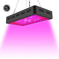 Dimmable Led Plant Grow Light, Full Spectrum 300W Growing Li