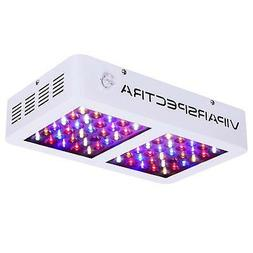 Dimmable Reflector Series 300W LED Grow Light 12-Band Plants