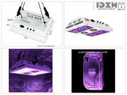 VIPARSPECTRA Dimmable Series PAR450 450W LED Grow Light 3 Di