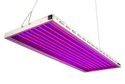 DUROLUX DLED8048BM LED GROW LIGHT   4 X 1.5 FOOT   200W MAGE