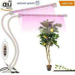 DO33 Plant Grow Lamps for Succulents:64 -20W- LED's,This Dua