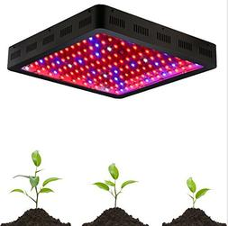 GOWE 1600W Double Chips LED Grow Light Full Spectrum For Ind