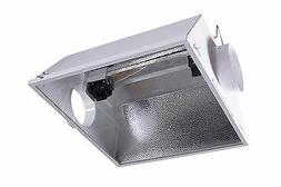 Double ENDED Air Cooled Reflector Hydroponics Grow Light DE