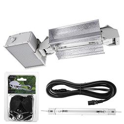 Growtent Garden Double Ended Grow Light Fixture 120/240V, In