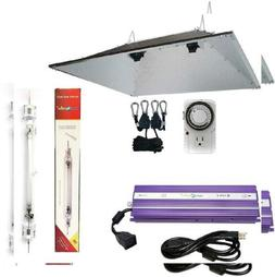 Hydroplanet™ Double Ended XXL Reflectors Hood Hydroponic G