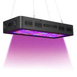 Double Switch LED Grow Light TS 600W Full Spectrum with Veg/