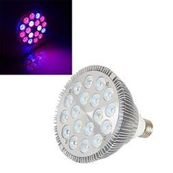 WYZM 54W E26 PAR38 Full Spectrum LED Grow Light Bulb For Pla