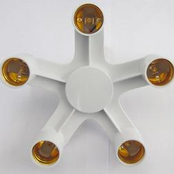 E27 1 to Multiple-Head Practical Convenient Converter Lamp H