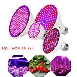 E27 126/200/300  Led Grow Light Bulbs Lamp for Indoor Plant