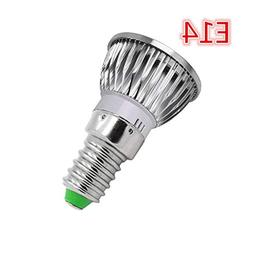 Opeer E27/E14/GU10 6W 28-LEDPlant Grow Light Bulb Hydroponic
