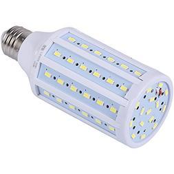 100W Equivalent LED Bulb 75-Chip Corn Light E26 1850lm 17W C