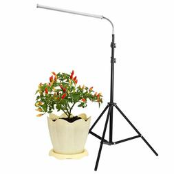 Floor Lamp LED Grow Light, 30W Stand Growing With Flexible G