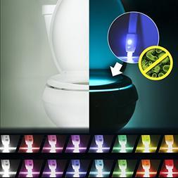 Illumibowl Germ Defense LED Toilet Night Light - Germ Fighti