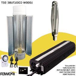 iPower GLSETX1000DHCT6 1000-Watt Light Digital Dimmable HPS