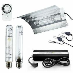 iPower 400 Watt HPS MH Digital Dimmable Grow Light System Ki