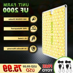 Unit Farm UF 1000W LED Grow Light Full Spectrum for Indoor P