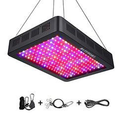 Growstar 2000W LED Grow Light, Double Chips Series Grow Lamp