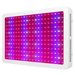 Morsen 2400W LED Grow Light 2 Dimmer On Off Switch Full Spec